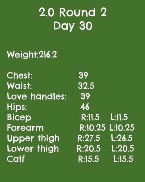 rnd 2 day 30