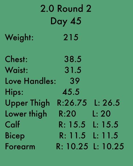 round 2 day 45